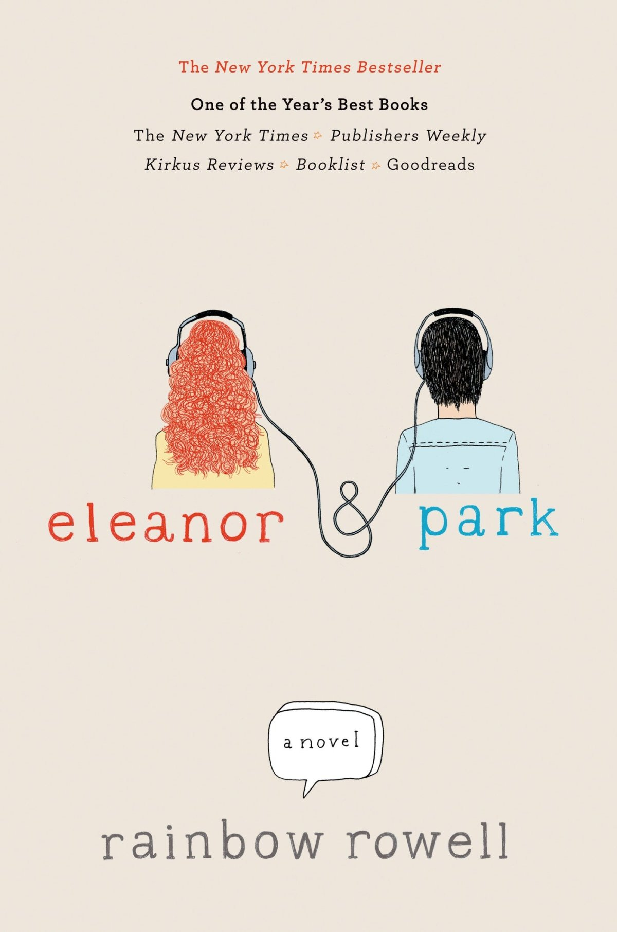 Ode to the mixtape: a review of Eleanor &Park