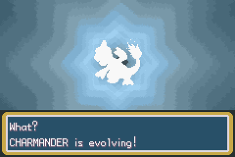 Evolution bitches!