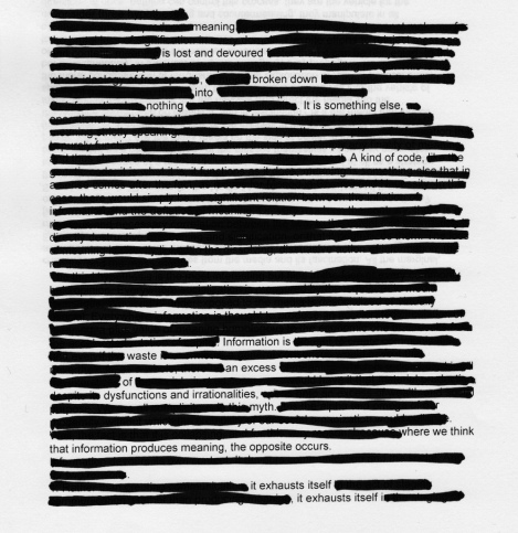 Isabel Erasure Poem (May)