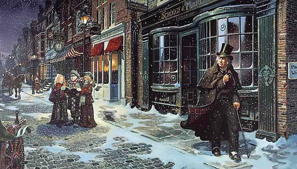 Behind the Classic: Charles Dickens and the Politics of Christmas