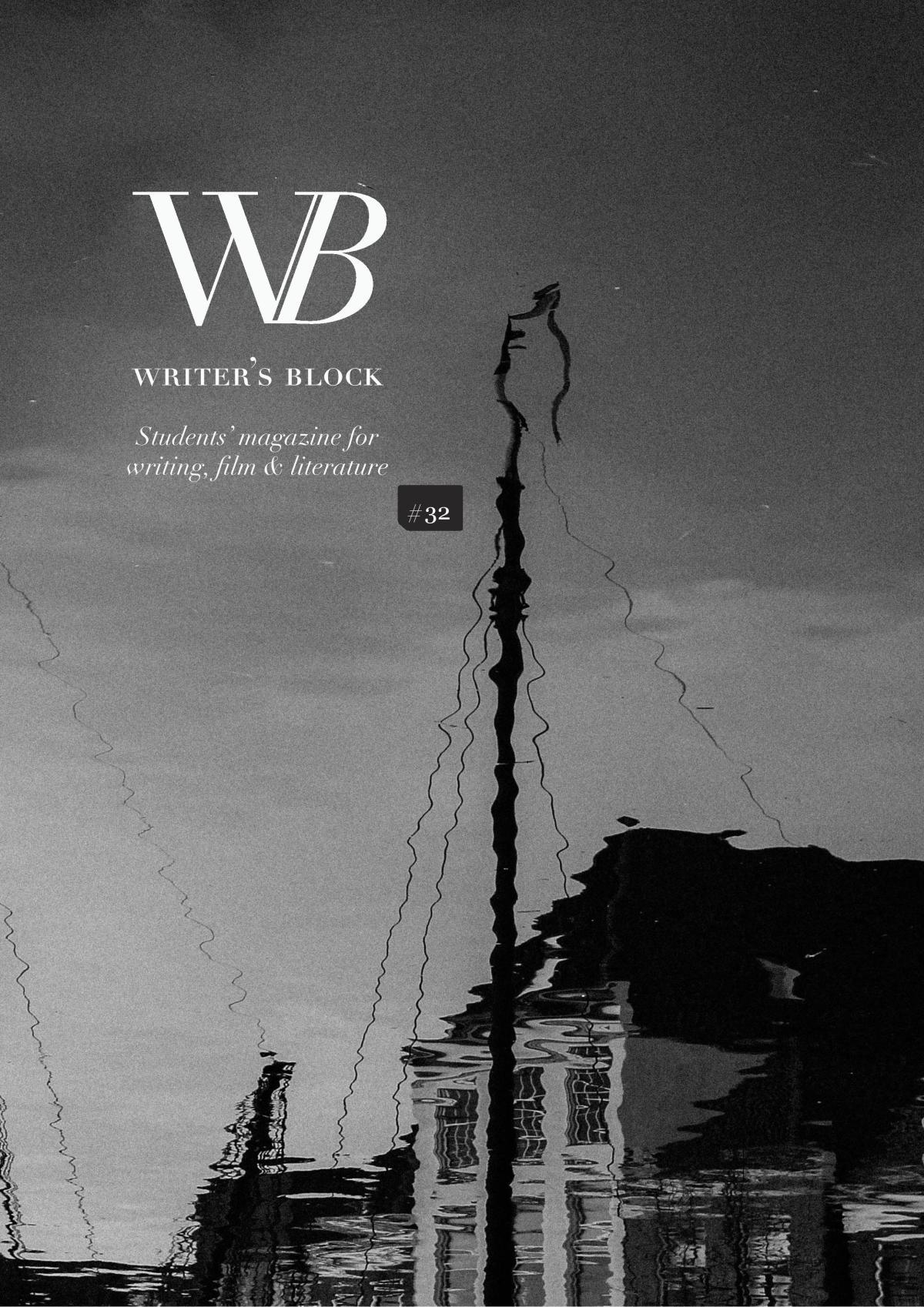 Writer's Block #32