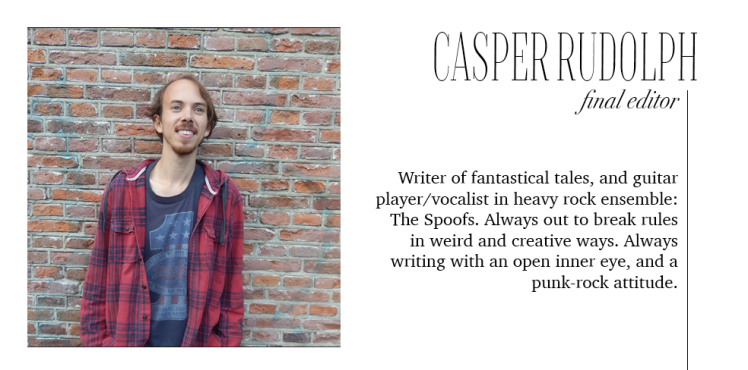 casper website