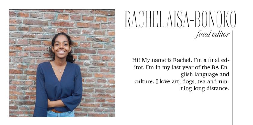 rachel website