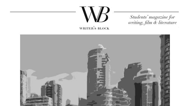 Writer's Block #37