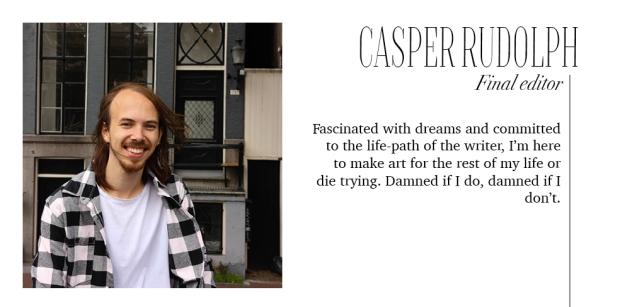 Casper website