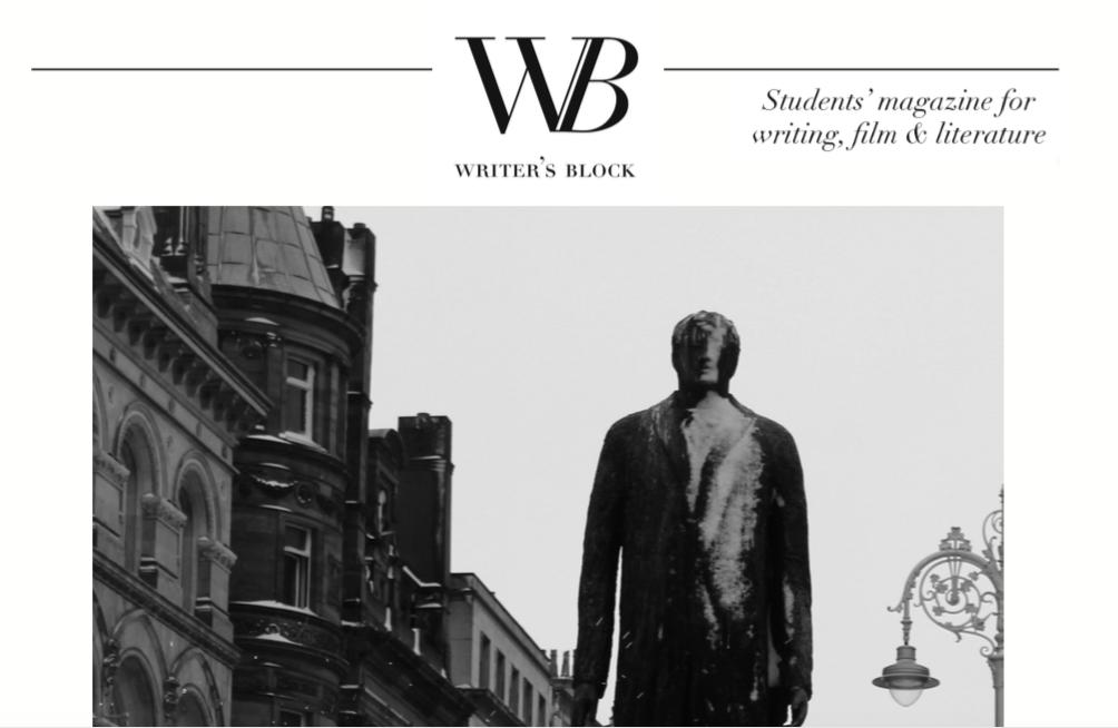 Writer's Block #39