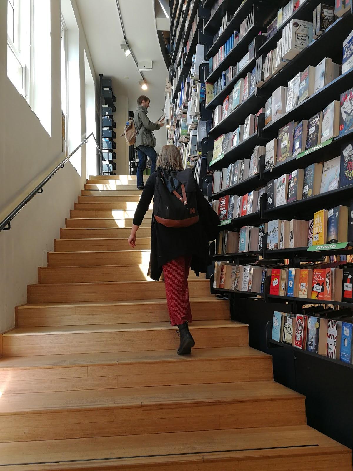 Megan's Bookstore Tour