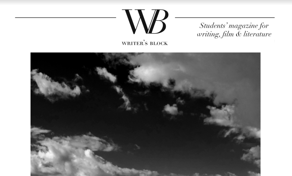 Writer's Block #40